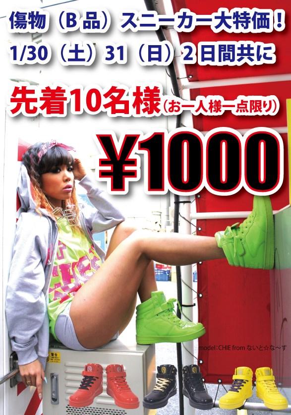 1000kicks